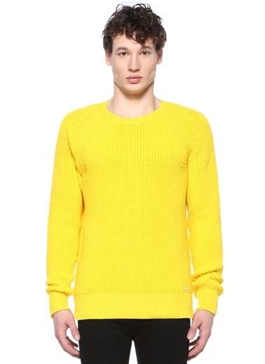 Dsquared2 Triko Sarı